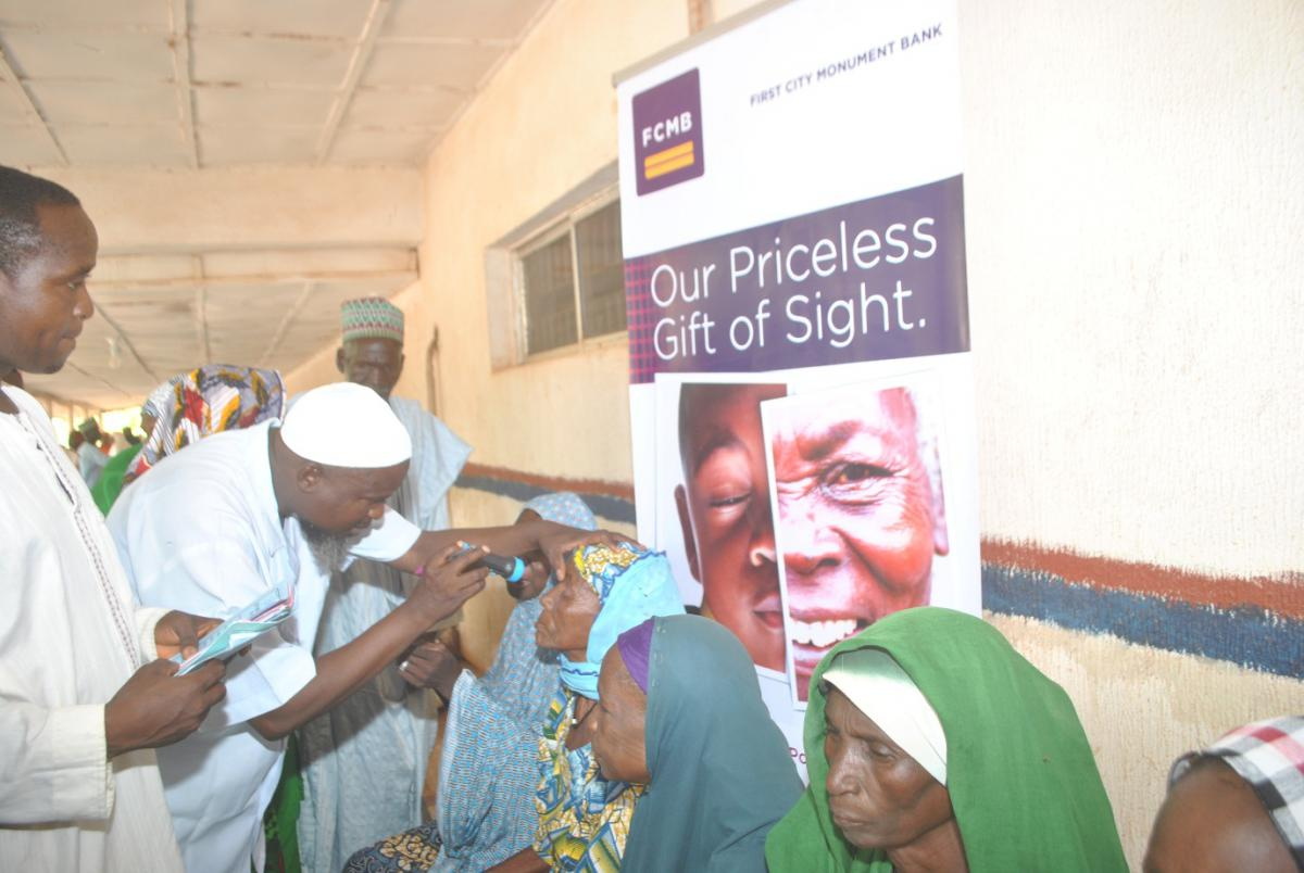 Priceless Gift of Sight