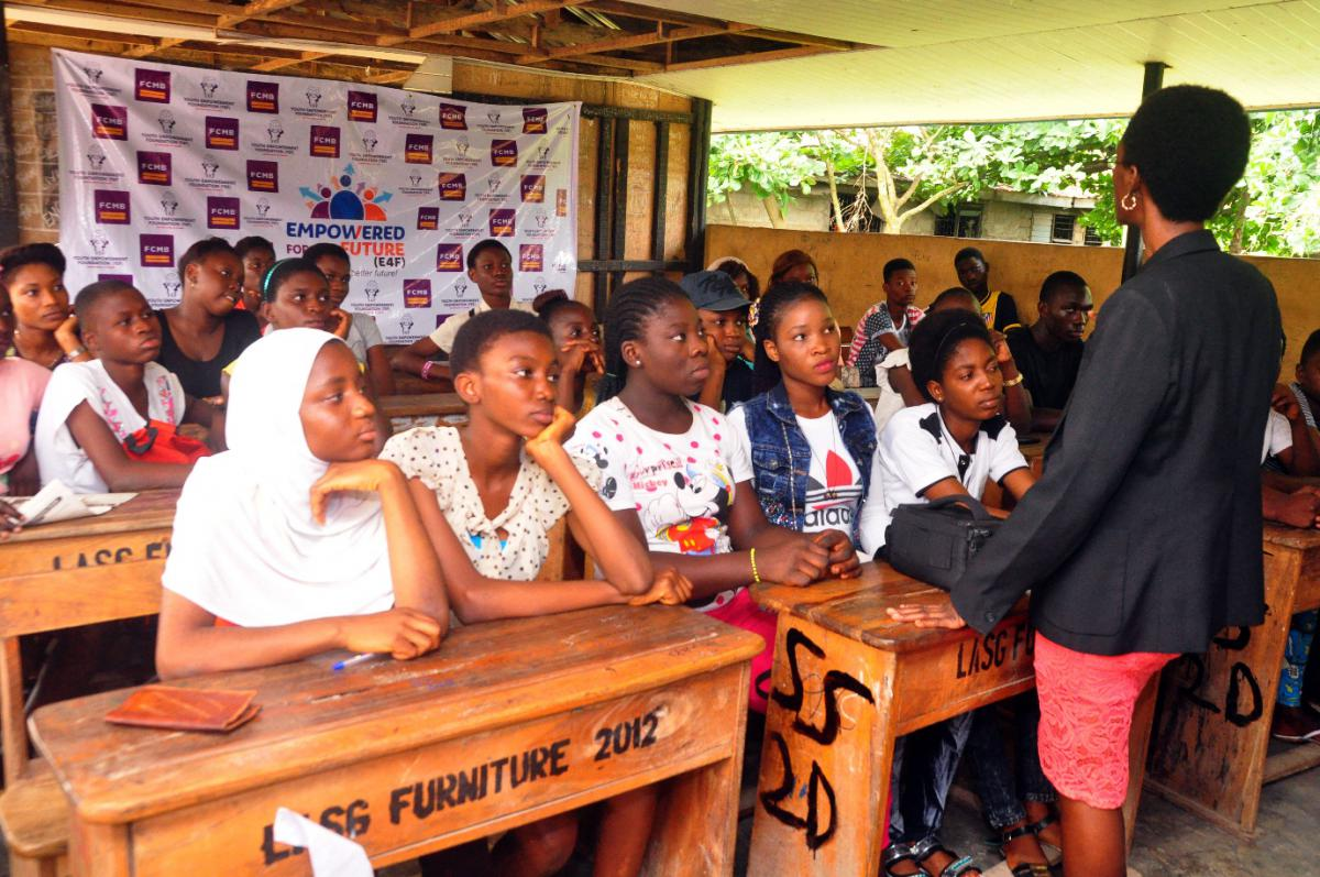 FCMB supports Capacity Building in Youths with