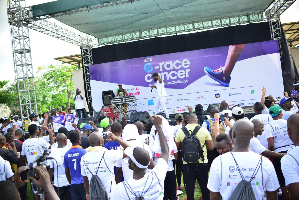 FCMB Supports NSE's Corporate Challenge